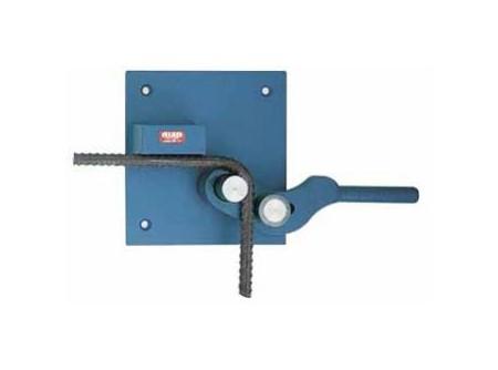48-811028 - Kézi betonvashajlító ALBA DR-20 - Kézi betonvashajlító ALBA DR-20  - Kiemelkedő minőségű termék. - Könnyű vágni/hajlítani vele. - Tartós kivitel. - Rozsdamentes.  Minden ALBA kézi vágó- és hajtítószerszámot komoly európai irányelvek szerint terveztek és gyártottak.