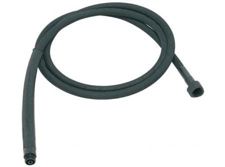 51-296301 - Betonvibrátor tengely ENAR DINGO TDXE 0,6m (vékony) -  Hossza 0,6m (vékonyTDXE) Fémhálóval megerősítve Megerősített tengelyvégek ill. csatlakozási pontok,  hogy a kritikus részeknélis ellenálló legyennagyobb terhelésnél is            Szállítási kód  15    Hossz (mm)  600    Tengelyhossz (m)  0,6    Súly (kg)  2,6    Betonvibrátorhoz csatlakozik  DINGO    VTSZ  8479.1000    Csomagolás  papírdoboz