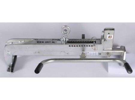 KSL-800-1200-0000 - Szegélykő emelő ORIT KSL - Szegélykő emelő  Teherbírás: 200 kg Szélesség: 750mm - 1200mm Súly: 21 kg