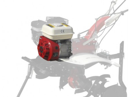 94-7LE - Benzinmotor 7 LE Media Line,196 ccm - Benzinmotor 7 LE Media Line (196ccm)  Erős, megbízható, eredeti, iparimotor Media Linerotációs kapához.