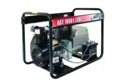 Dízel áramfejlesztő AGT 10001 LSDE elektromos indítás  20-10001LSDE