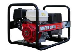 Hegesztő áramfejlesztő WAGT 200 DC HSB  20-200DCHSB