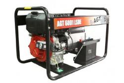 Dízel áramfejlesztő AGT 6001 LSDE elektromos indítás  20-6001LSDE