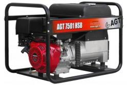 Áramfejlesztő AGT 7501 HSB + AVR  20-7501HSBAVR