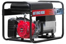 Áramfejlesztő AGT 8503 HSBE R26  20-8503HSBER26