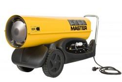 Hőlégfúvó MASTER B180 (gázolajos 48kW)  B180