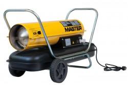 Hőlégfúvó MASTER B100 (gázolajos 29kW)  B100