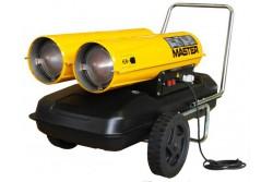 Hőlégfúvó MASTER B300 (gázolajos 88kW)  B300