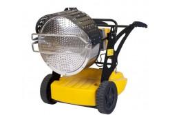 Infravörös hősugárzó MASTER XL9SR (gázolajos 43kW)  XL9