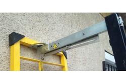 Lejtésképző adapter EUROKOMAX F44 polisztirolvágóhoz  64-731078