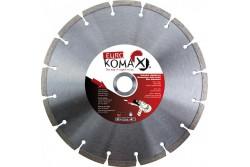 EUROKOMAX gyémánttárcsa, 125x7x22,23mm (szegmentált)  71-125002