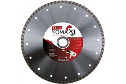 EUROKOMAX gyémánttárcsa, 125x7x22,23mm (turbó)  71-125107