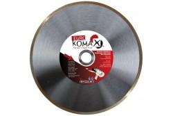 EUROKOMAX gyémánttárcsa, 125x7x22,23mm (folyamatos élű)  71-125212