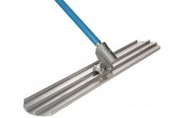 Kézi betonlehúzólap BETONTROWEL állítható fejű, magnéziumos 180cm  75-BT350086