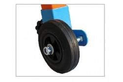 Szállító kerék és fogantyú a DURHER MONCAYO 80/120 csempevágóhoz  77-00153218