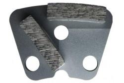 Gyémánt csiszoló szegmens DR.SCHULZE DRS-2DS-A40 H10mm abrazív betonra - közepesen durva felület  85-2003