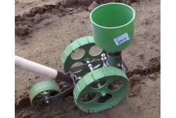 R1 mini farmer rezgőnyelves vetőgép (szimpla kerekes, nyél nélkül)  93-2049