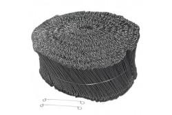 Drót, betonvas kötéshez 1,0x120mm (5000 db/köteg)  94-930359