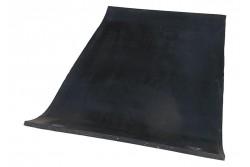 Gumilap EUROKOMAX ST90 lapvibrátorhoz (fekete duplabetétes)  98-981001