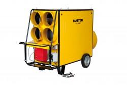 Hőlégfúvó MASTER BV690FS (gázolajos 220kW) 4 légkivezetéses (230V)  BV690FS